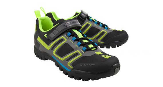 Cube All Mountain Schuhe Unisex black'n'green'n'blue